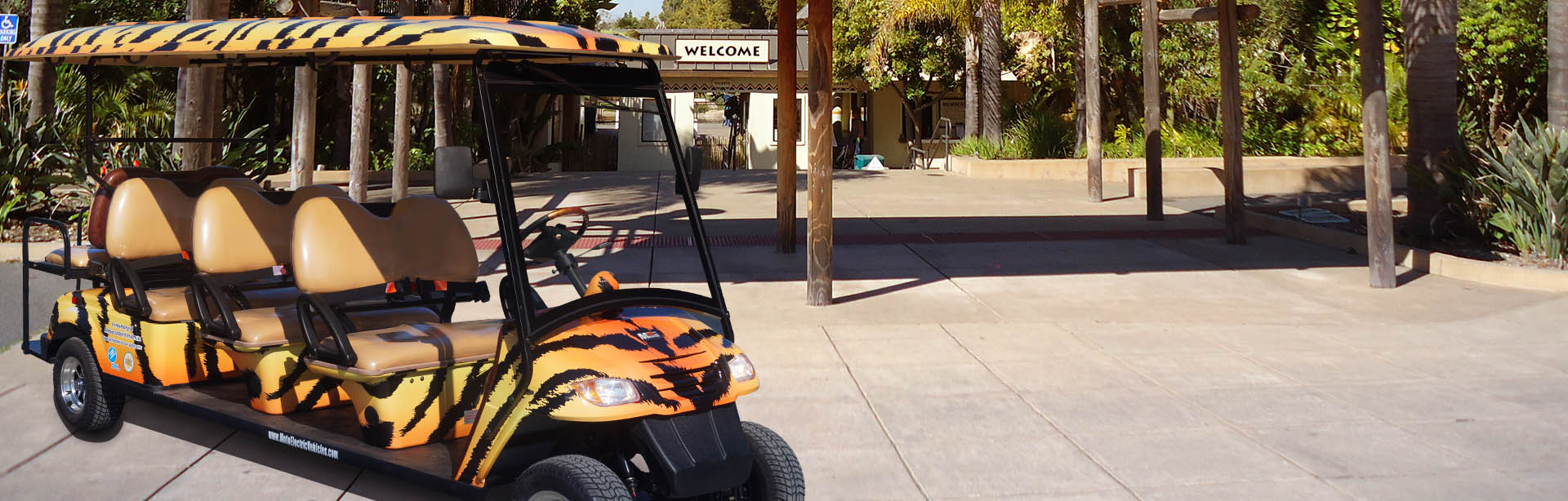 Zoo Golf Carts