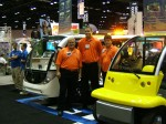 Moto Electric Vehicles Attends IAAPA Expo