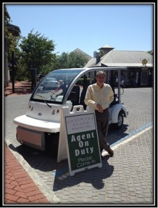Rosemary Beach Realty get their 6 Passenger Bubble Buddy!