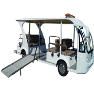 Wheelchair Electric Shuttles