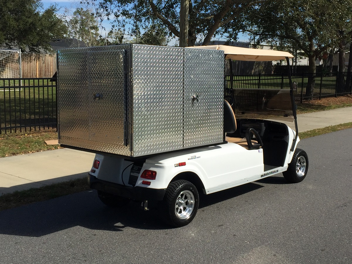 Golf Cart - Electric Vehicle