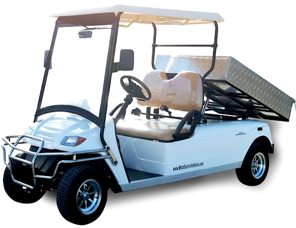 Street Legal Golf Carts From Moto Electric Vehicles